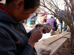 Rolled Scripture 1 (rudenoon) Tags: cn buddha sony amdo tibetan dscf828 qinghai  trika tibetbuddhism tibetanwomen shungba
