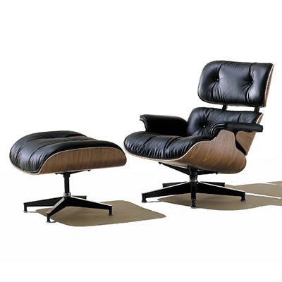 Eames Lounge Chair and Ottoman/ラウンジ・チェア&オットマン