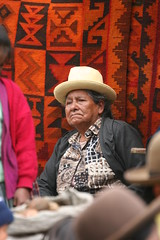 Peruvian face