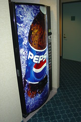 Holiday Inn Vending machine #1