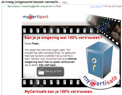 MyCertiSafe