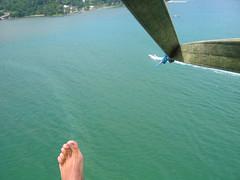 Моя нога