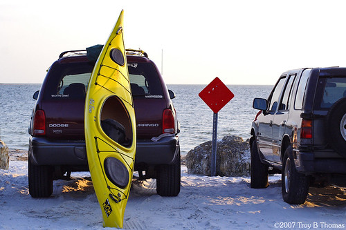 Kayaking in Southwest Florida; Photography by Troy Thomas