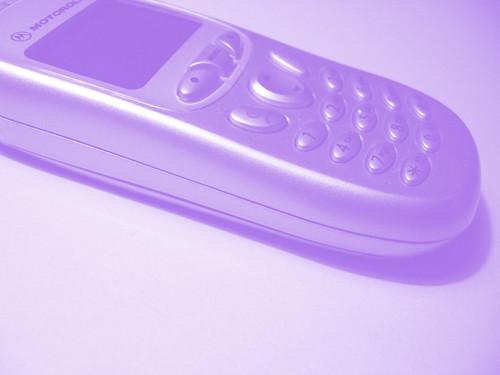 Motorola - Lilac Mix