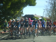 Riders in the Tour of California