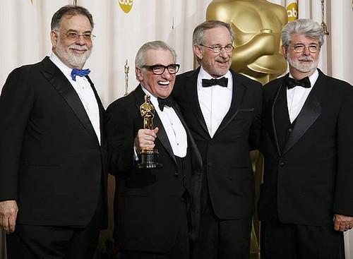 Scorsese y los 3 mosqueteros