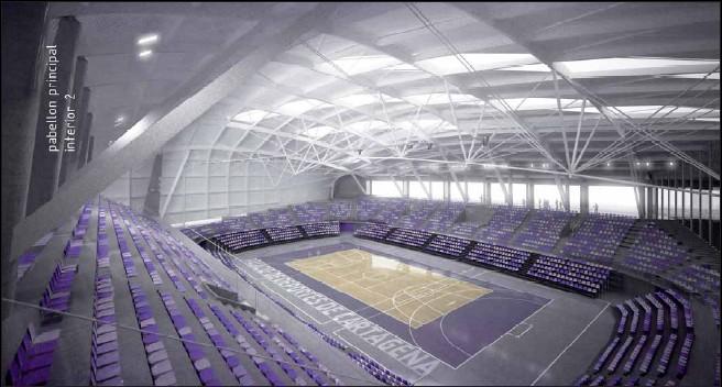 Palacio de deportes 2
