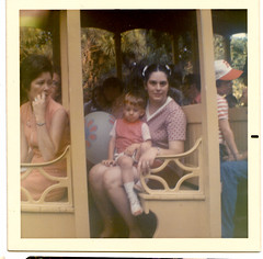 Six Flags Over Georgia Train (King Power Cinema) Tags: vacation kids train georgia mom amusementpark rides sixflags 1977