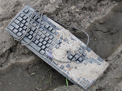 This is an ex-keyboard