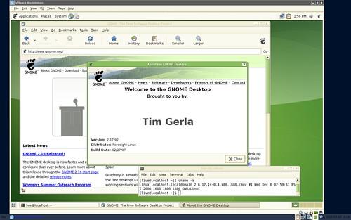 GNOME Live CD