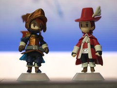 Figure - Dragoon & Red mage