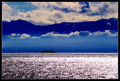 juan de fuca ship silhouette (♫ marc_l'esperance) Tags: ocean blue sea sky cloud sunlight mist seascape mountains color colour reflection water silhouette clouds contrast canon landscape eos reflecting washington raw waves ship bright cloudy © profile vessel victoria 10d olympic elevation nocrop juandefuca uncropped strait tanker allrightsreserved 2007 freighter cml dallasroad mountainrange olympicmountains crd canonef70200mmf28lusm canon70200f28l abigfave