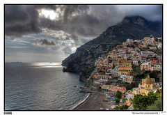 Positano - by MorBCN
