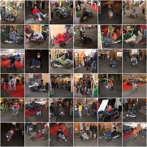 Test drives: Cenas a Pedal na Expo Evasão & 4x4 em Oeiras