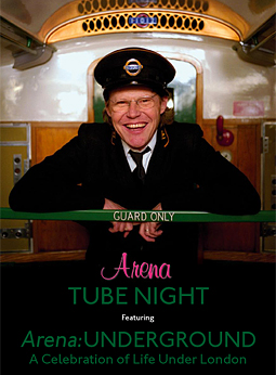 BBC4's Tube Night