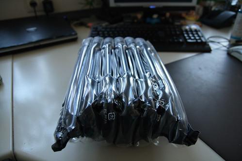 HP Tonerverpackung zu Laserdrucker P2015 N