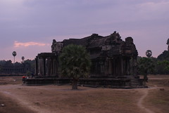 Small Temple at Angkor Wat