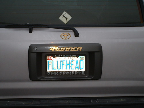 FLUFHEAD