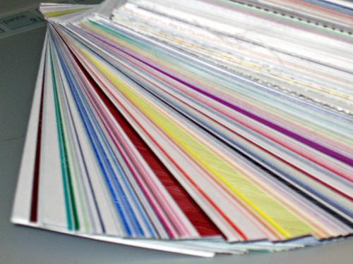 03/11 - Fanned Paper