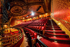 Swooping Seating at the Elgin (sashdc) Tags: theatre theater toronto ontario canada elgin royal panorama stitched interior dramatic