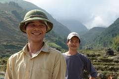Housebuilding around Sa Pa (CharlesFred) Tags: mountains vietnamese market traditional tribal vietnam tradition tribe minority sapa northernvietnam montagnard montagnards mountainfolk northvietnam minoritytribes