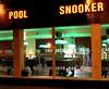 Midnight snooker (Arkadyevna) Tags: longexposure wales geotagged cardiff saturdaynight roath cityroad improvisedtripod geolat51487145 geolon3166552