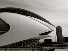 Black Hook (Andrea_b.) Tags: bw valencia spain calatrava 10faves bnarchitettura bncitt artlegacy theperfectphotographer