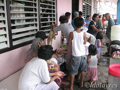 Evacuation ctr21 (lolay) Tags: storm bicol albay reming