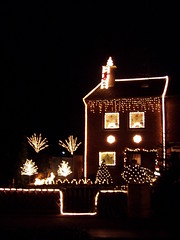 It's christmas time... (Iveta) Tags: christmas winter house germany weihnachten lights licht interestingness decoration haus explore lichter lichterkette iveta dekoration grefrath raetselvie byiveta