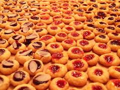 Pltzchen (igelchen) Tags: food cookies essen keks sweet bake pltzchen backen lecker weihnachtspltzchen husarenkrapfen