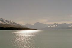 Mount Cook and Lake Tekapo (UdhayD) Tags: newzealand mackenziecountry laketekapo mountcook