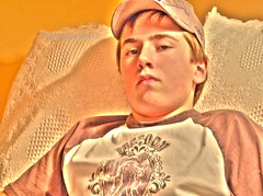 Max HDR2 (theogarver) Tags: family boy portrait man max home youth teen hdr photomatrix