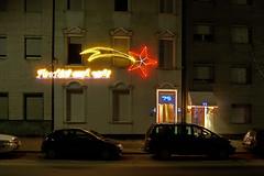 Fest der Liebe (jesuspark) Tags: christmas weihnachten stew decoration nightclub dsseldorf brothel rethelstrasse