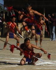 traditional dance (dibopics) Tags: india festival tribal assam hornbill kohima nagaland dances dimapur dibopics angami hornbillfestival chakhesang rengma pochury