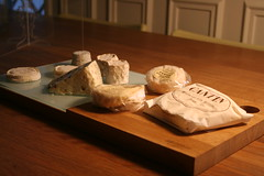 plateau de fromages (bis) (cathou_cathare) Tags: france cheese butter fromage roquefort rocamadour beurre saintmarcelin marieannecantin plardon