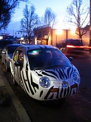 Zapcar Xebra Sedan