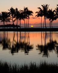 Obligatory Hawaii Sunset - by Simonds