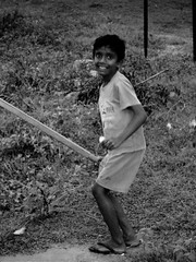 Relieved Smile.. (aufidius) Tags: childrenofsrilankabw