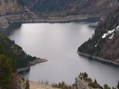 05_1215 (jimcnb) Tags: 2005 alps Österreich austria urlaub kärnten berge mai alpen maltatal gebirge stausee kölnbreinsperre