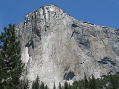 Climber rescued from El Capitan, Yosemite