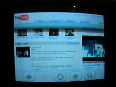 YouTubeがテレビで見れる。