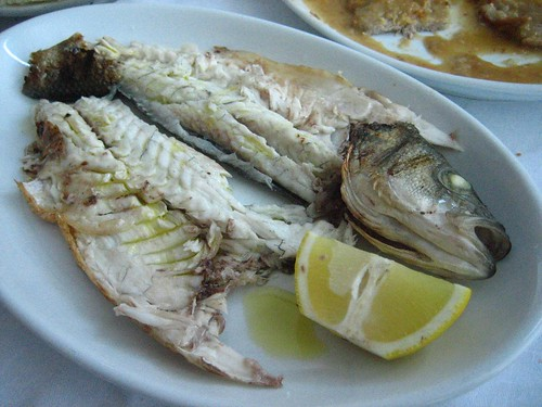 Tasty Roast Orata - Sea Bream