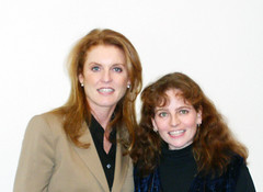 Debora and Duchess of York