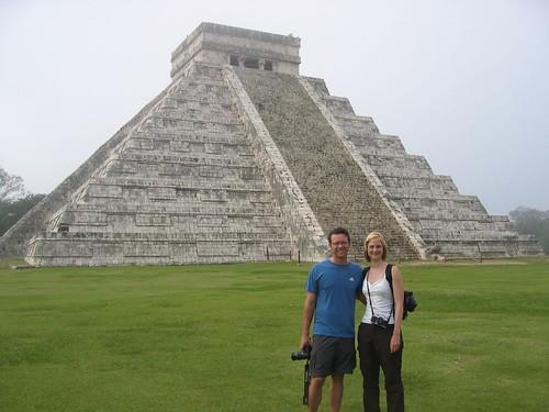 Dag & Leslie & Pyramid