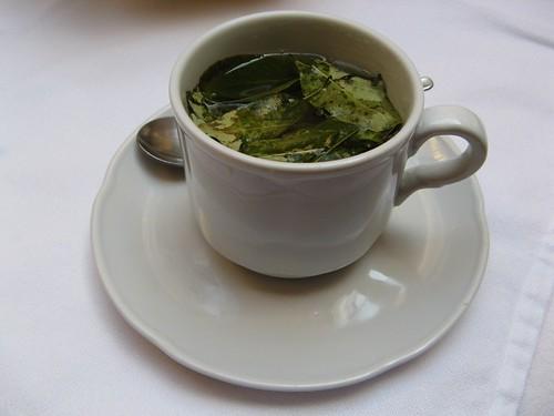 coca tea, cusco