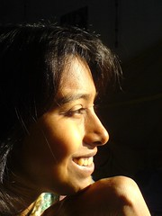 Golden Sunlight! (An eye on my world!) Tags: cameraphone portrait sunlight selfportrait me smile face self k750i sonyericsson explore interestingness225 explored i500 portraitofface dppe