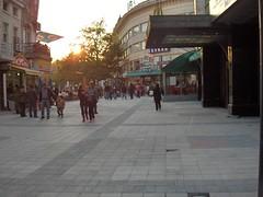 Plovdiv Main Street / Главната улица в Пловдив