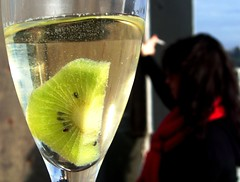 last minute addition (Darwin Bell) Tags: party glass focus kate champagne kiwi twtmesh20724