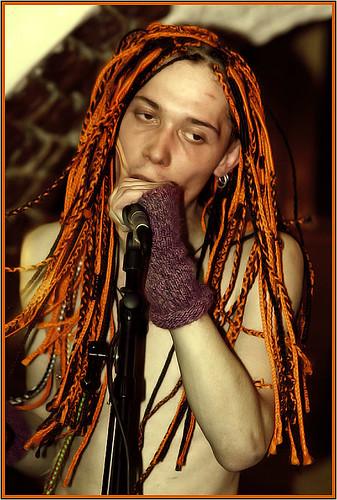 Концерт группы Тут как тут в клубе Огурец 22 декабря 2006 года