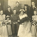 Wedding of William John Clark & Rose Mary Biggs